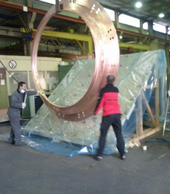 Emballage normes EDF-PMUC – Aix-les-Bains