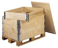 Palette bois moulée 3
