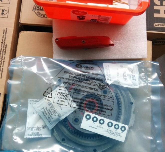 Planétaires EDF emballage PMUC